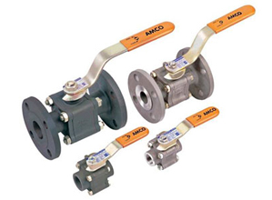 CARBON STEEL AND STAINLESS STEEL BALL VALVES