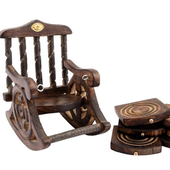 Incredible Beautiful Miniature Rocking Chair Manufacturer In Rajasthan Squirreltailoven Fun Painted Chair Ideas Images Squirreltailovenorg