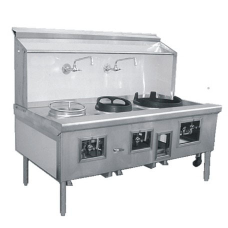 Chinese Commercial Gas Stoves
