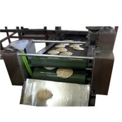 Fully Automatic Chapati Machine