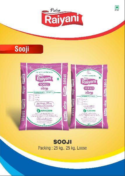 Fresh Sooji