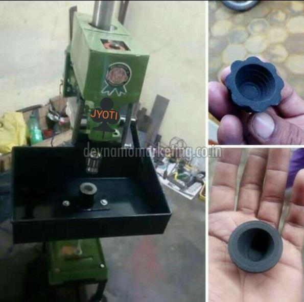 Semi Automatic Dhoop Cup Making Machine