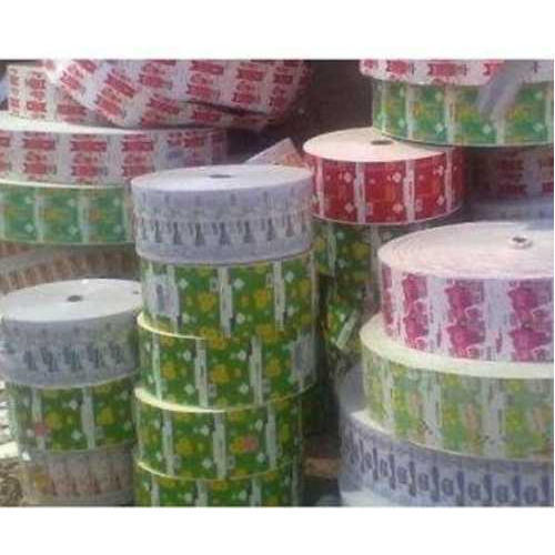 200 GSM Multi Coated Printed Paper Roll