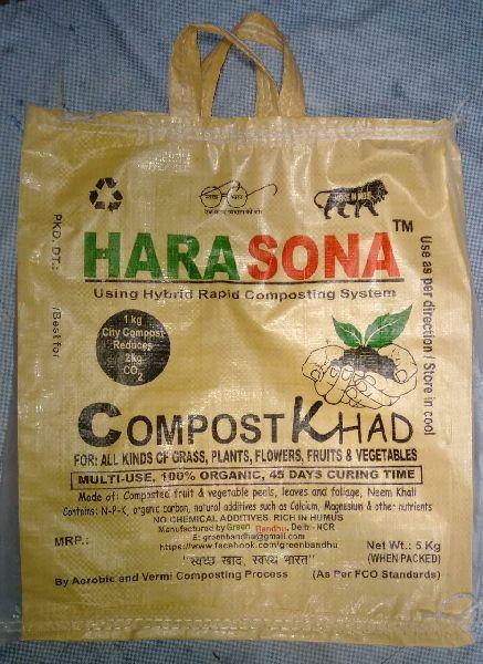 Bio Organic Fertilizer 50kg (0002)