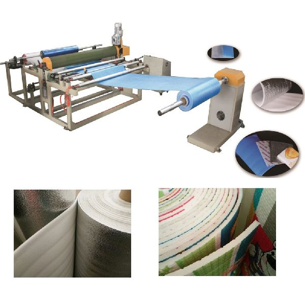 plastic laminating machinery