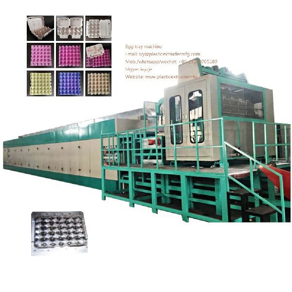 Pulping Paper Egg Tray Machine