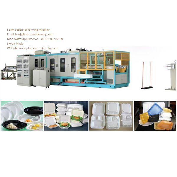 ZR-1380 foam container forming machine (ZR-1380)