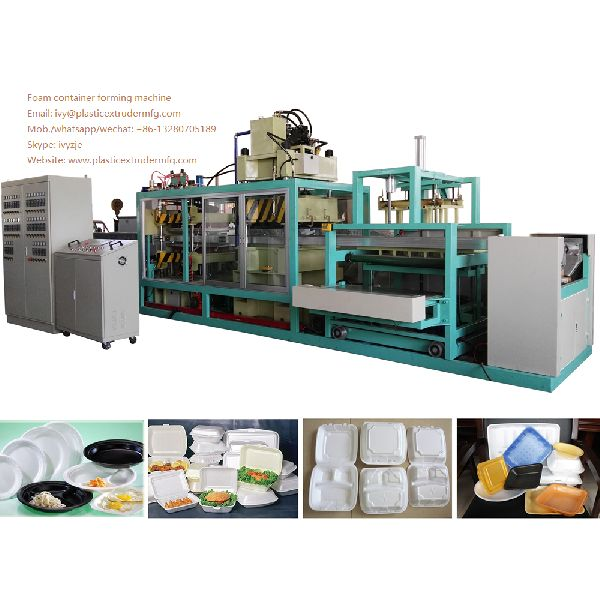 ZR-640 Fully Auto Forming and Cutting Machine