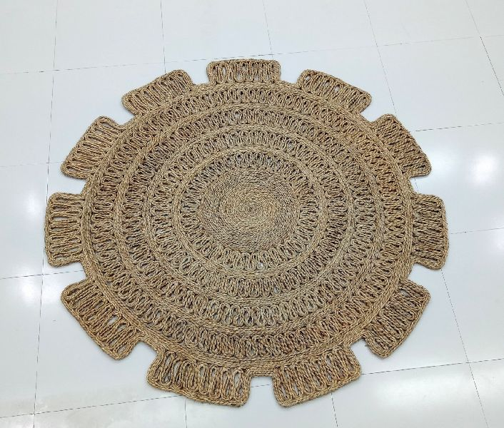 Braided Jute Rugs From Mat India