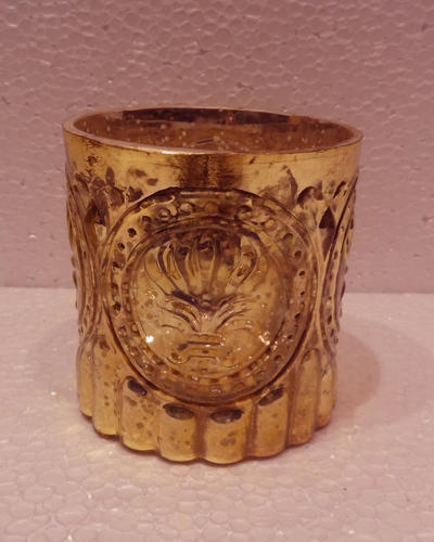 Glass Votive Candle Holder (RM127)