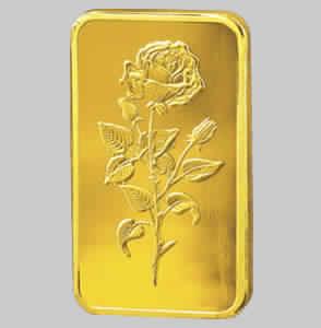 Rectangular Gold Bar