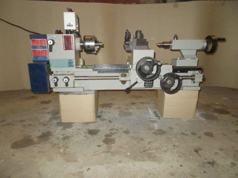 Buy Bench Lathe Machine from Bravo Engineering Company, Batala