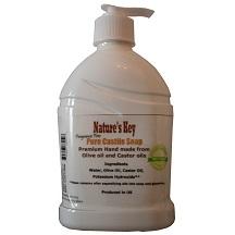 Liquid Castile Soap