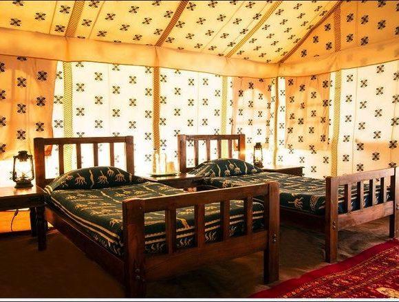 Luxury Resort Tent