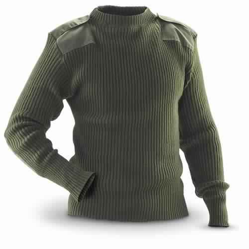 ARMY DESIGNER PULLOVERS