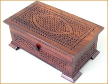 Cheap small wooden box gifts