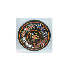 Indian Marble Inlay Table Top