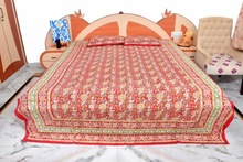 Bedcover With Two Pillow Case Bedding set