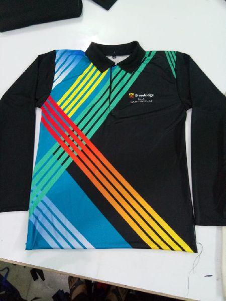 Sublimated T-shirts