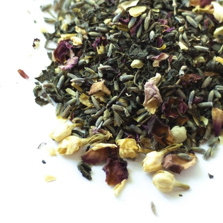 Green Tea Blend With Herb