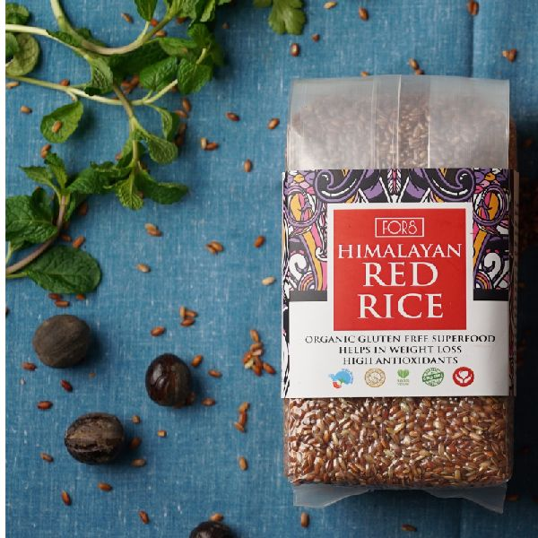 HIMALAYAN RED RICE (gmo free)
