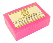 Natural Rosewater Soap Handmade Herbal Soap
