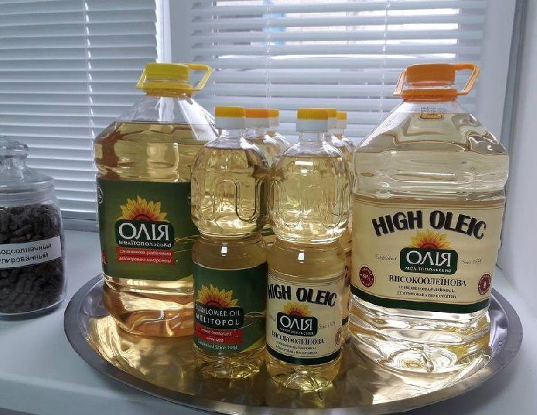 Refined Sunflower Oil Buy refined sunflower oil in Kiev Ukraine from SINUS  HOLDING LLC
