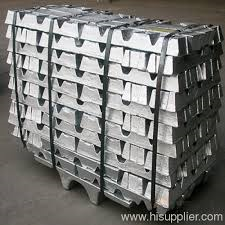 Aluminum Ingot A7 -- 99.7%