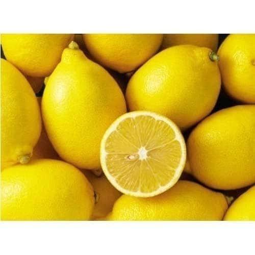 Organic Yellow Lemon