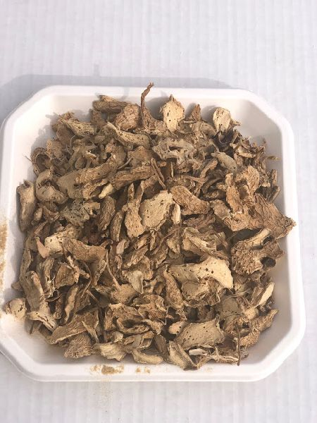 Brown Dried Ginger