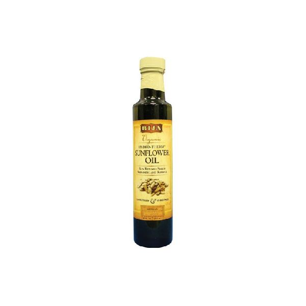 BIJA ORGANIC HYDROTHERM SUNFLOWER OIL
