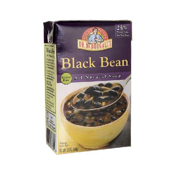 BLACK BEAN ALL NATURAL SOUP