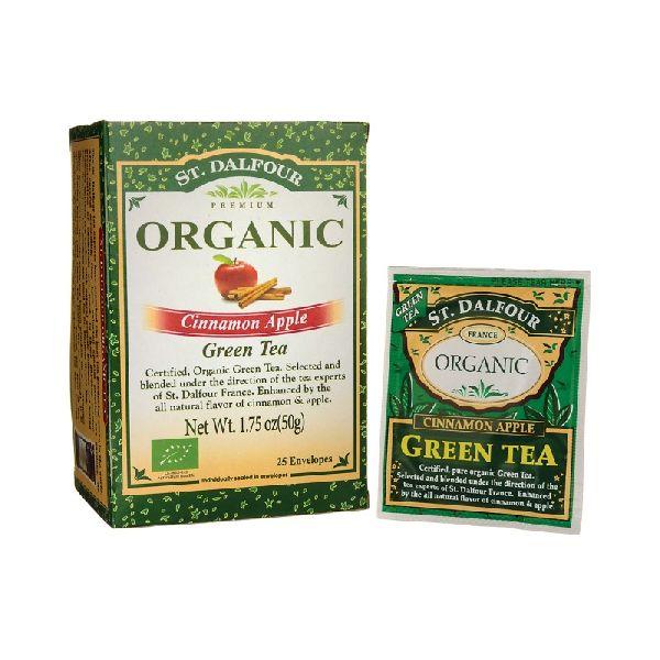 CINNAMON APPLE GREEN TEA