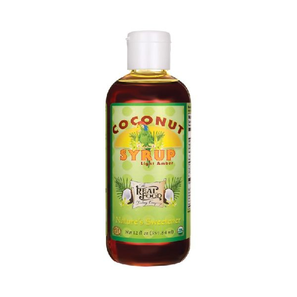 COCONUT SYRUP LIGHT AMBER