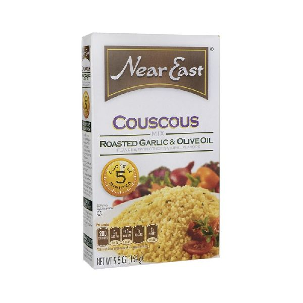 COUSCOUS MIX ROASTED GARLIC & OLIVE OIL