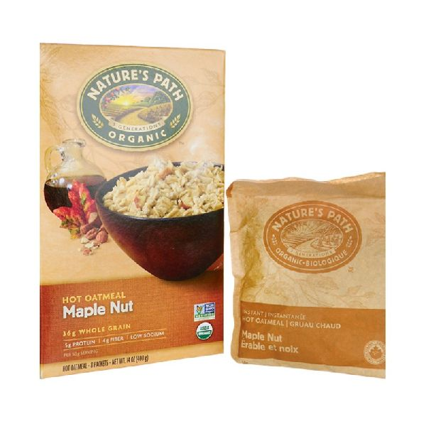 INSTANT HOT OATMEAL MAPLE NUT