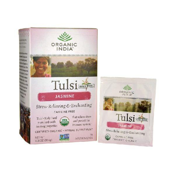 JASMINE TULSI TEA