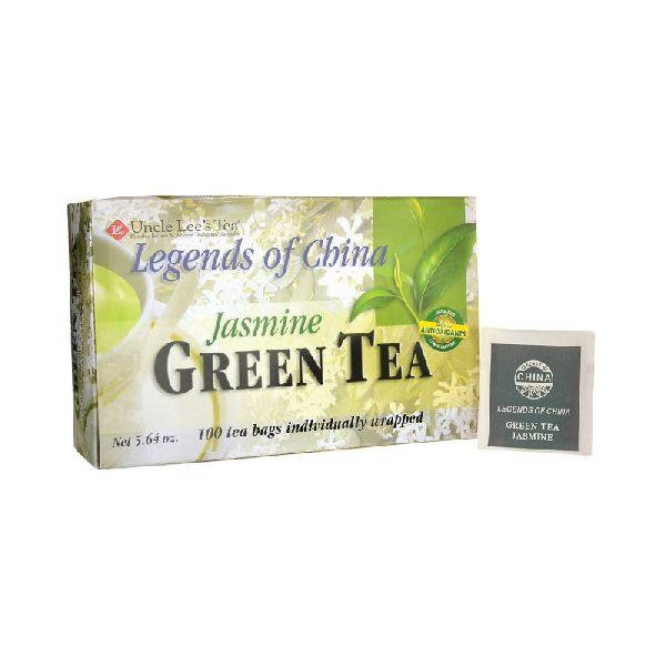 LEGENDS OF CHINA JASMINE GREEN TEA