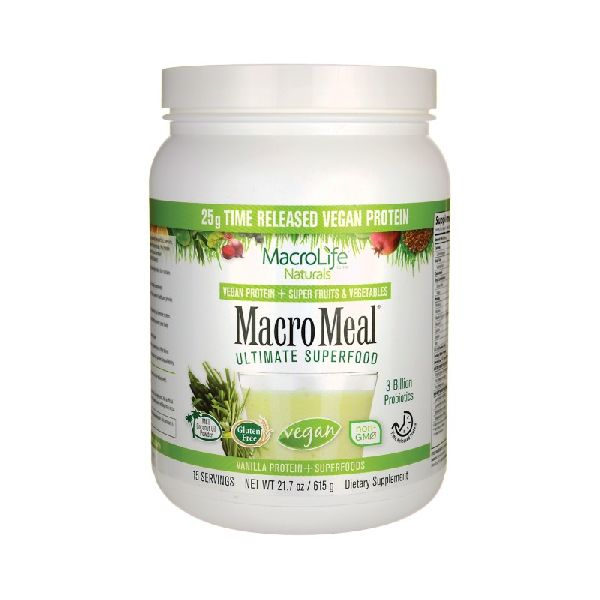 MACRO MEAL VEGAN ULTIMATE SUPERFOOD VANILLA