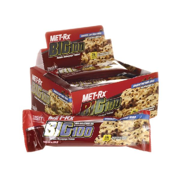 MEAL REPLACEMENT BAR CHOCOLATE CHIP COOKIE DOUGH