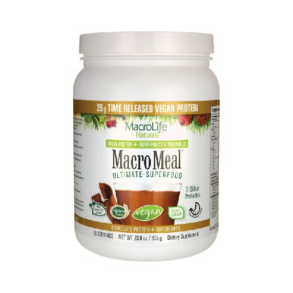 MEAL VEGAN ULTIMATE SUPERFOOD CHOCOLATE