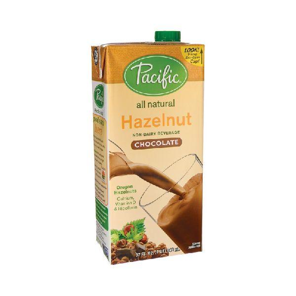 NATURAL HAZELNUT NONDAIRY BEVERAGE CHOCOLATE