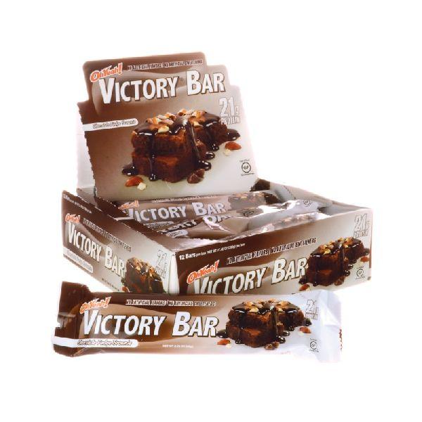 OHYEAH VICTORY BAR CHOCOLATE FUDGE BROWNIE