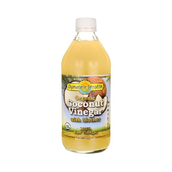 ORGANIC COCONUT VINEGAR WITH MOTHER
