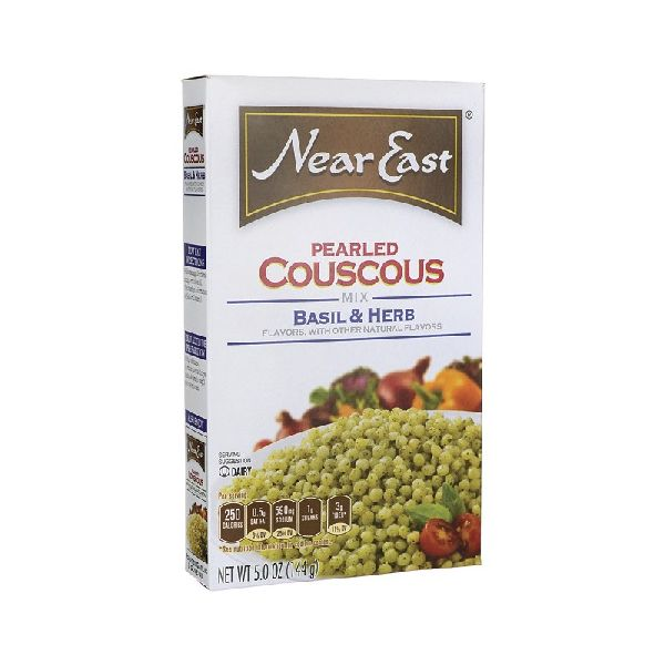 PEARLED COUSCOUS MIX BASIL & HERB