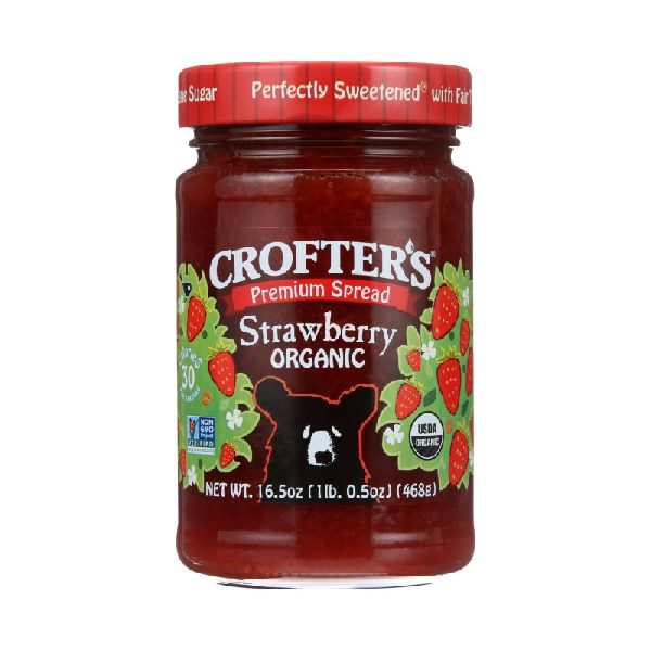 PREMIUM SPREAD STRAWBERRY, JAR