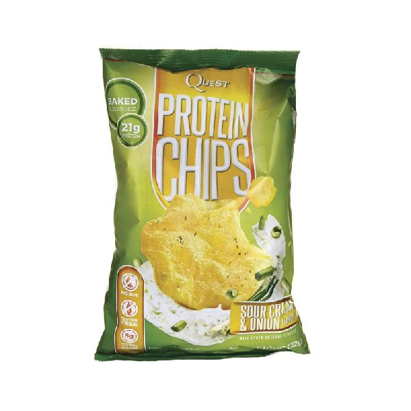 PROTEIN CHIPS SOUR CREAM & ONION