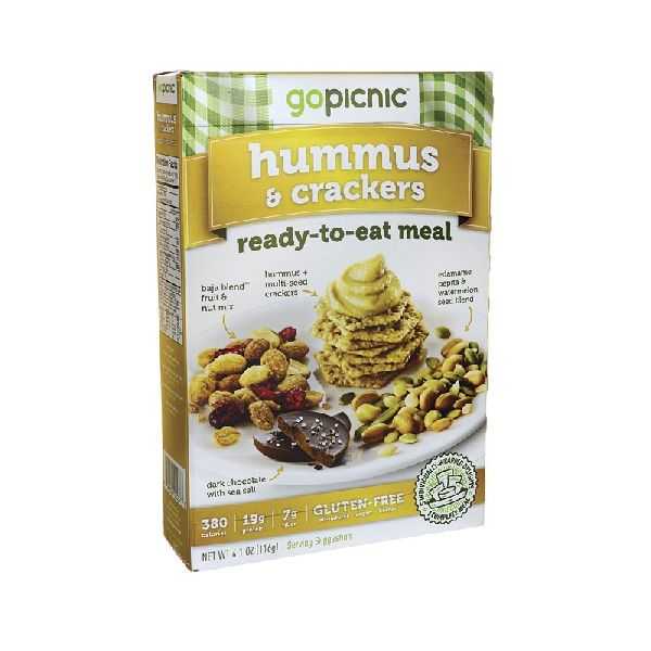 READYTOEAT MEAL HUMMUS