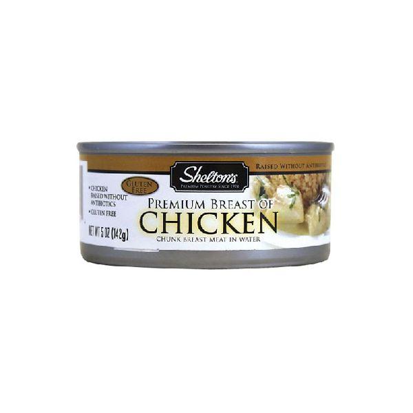 SHELTONS PREMIUM BREAST OF CHICKEN