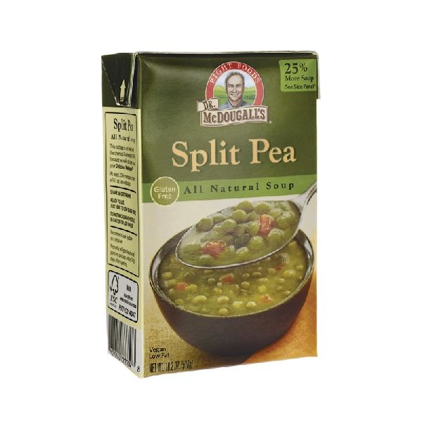 SPLIT PEA ALL NATURAL SOUP